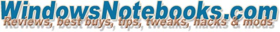 Windows Notebooks logo