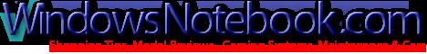 WindowsNotebook.com logo